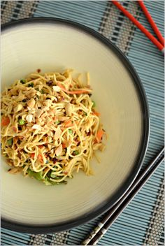 Sweet my Kitchen: Thai Noodles