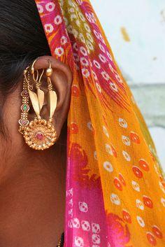 Earrings - Rajasthan