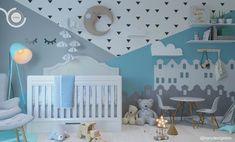 Toddler Bed, Baby Boy, Room, Furniture, Design, Home Decor, Child Bed, Bedroom, Decoration Home