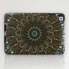 CenterViewSeries293 iPad Case by fracts - fractal art - $60.00