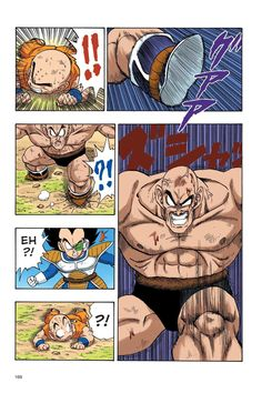 Read Dragon Ball Full Color - Saiyan Arc Chapter 30 Page 4 Online For Free
