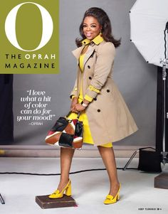 Oprah Winfrey Releases Three Different Covers for October Issue of O, the Oprah Magazine—See the Photos! | E! Online