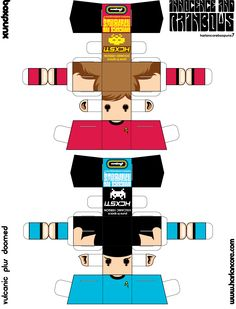 Blog_Paper_Toy_papertoys_Star_Trek_Harlancore_template_preview