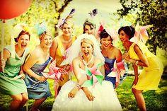 Casamento vintage!