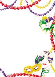 mardi gras invitations | mardi gras party | pinterest | mardi gras, Invitation templates