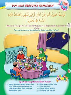 Buku Pintar Super Lengkap 101 Doa Harian Anak Soleh KATA BACA Islamic Posters, Doa Islam, Learn Islam, Islamic Messages, Kids And Parenting, Ramadan, Quran, Wise Words, Prayers