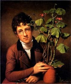 c465a935560 Rubens Peale with a Geranium and Fabulous Spectacles
