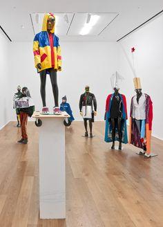 isa genkzen | Isa Genzken. Installation view, 'Isa Genzken', Hauser & Wirth London ...