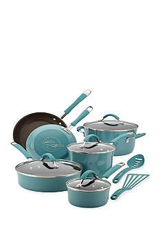 Rachael Ray 12-pc. Nonstick Aluminum Cookware Set Available at Citadel Mall, Charleston, SC