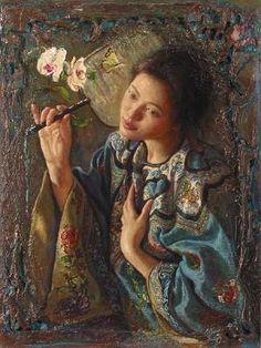 George Tsui ~ Classical/Romantic painter
