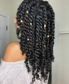 Learn all the tips for growing  long natural hair