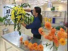 Bricomania: Arte floral, bola de flores