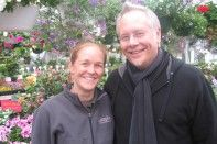 Join J at Campbell's Nursery for a Tour of NEW Bedding Plants!