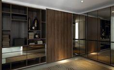 Closets - veja 15 quartos de vestir de diferentes estilos e lindos!