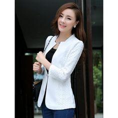 Fashion Women Lace Suit  #fashionsuit #womensuit