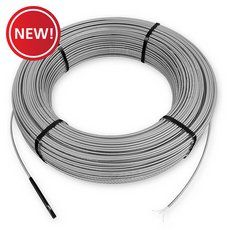 New! Schluter Ditra-Heat 120V Heating Cable 275.5ft