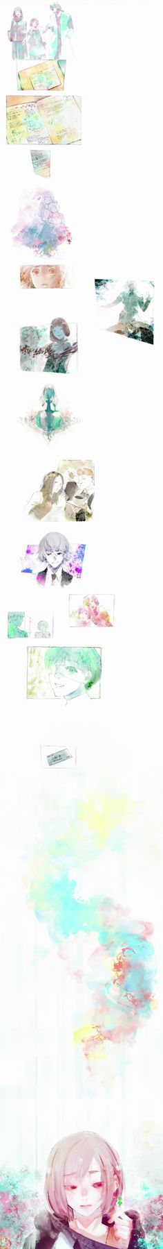 Tokyo Ghoul √A ~ Ending 7