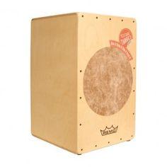 Remo Mondo Cajon, with Texture Targets $321.70