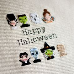 Happy October + welcome to the spookiest month of the whole year. We're  fully in the spirit. Pumpkins out, spider webs strung + our spooky stitch  pieces are coming right along. We're prepping our costumes, and we've  already got big plans for Hocus Pocus movie nights.We just love seeing all  of the cute kiddos (and puppies too!) dressed in their Halloween best and  it helps put the holiday pretty up their in our favorites list.  In the spirit of all things that go bump in the night…