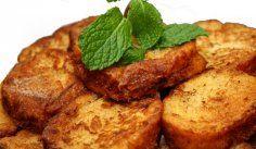 Portuguese Golden Slices (Rabanadas) Recipe