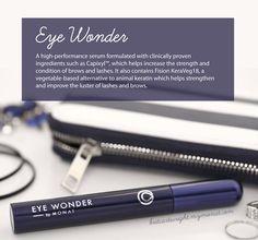 Eye Wonder Serum is the best for giving fuller lashes & brows! Loreal Hair Serum, Diy Hair Serum, Brow Serum, Natural Hair Serum, Postpartum Hair Loss, Hair Masque, Monat Hair, Hair Care, Beauty Products
