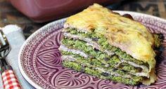 """Viele, die abnehmen wollen, schwören auf """"Low Carb"""" - also wenig Kohlenhydrate. Betti, die Autorin des Blogs """"Happy Carb"""", hat es damit zu ihrer Wunschfigur geschafft. In dieser Woche präsentiert sie eine leckere Gemüse-Idee: Brokkoli-Lasagne."""