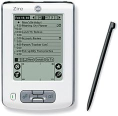I remember when people used to use palm pilot to organize their daily tasks.