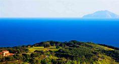 Resort - Villen Hotel Elba- Resort Tenuta delle Ripalte in der Toskana