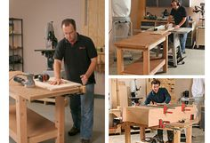 Workshop - Workbench on Pinterest - Workbenches, Work ...