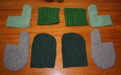 Moment to Moment: Woolen Lovelies; Handmade Holiday and beyond -needle felt designs on possibly?