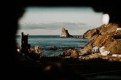 Almáciga coast in Tenerife. Spain Wedding Photographer Spain, Portland, Italy. Madrid, Barcelona. Fotografo de bodas