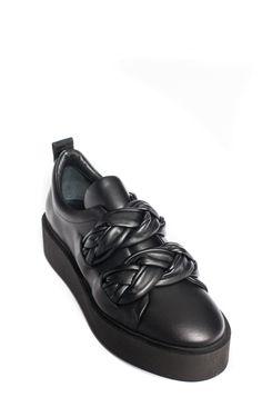 Derbys Celeste Noire Morobe Shoes
