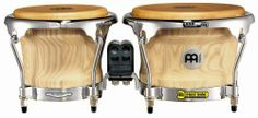 """Meinl 7-inch + 8.5 wood Freeride Series Bongo by Meinl Percussion. $359.99. 7"""" +8.5 wood Freeride Series Bongo. Save 35% Off!"""
