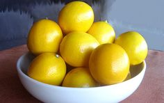 The Meyer Lemon: More Than A Pretty Face. NPR Story + Recipes