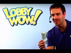 LobbyWOW! – It's Like A Bribe, But 100% Legal! - YouTube