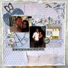 So Happy in Love by Kerrie Gurney