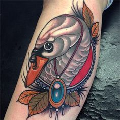 Neo-Traditional Tattoos - Inked Magazine
