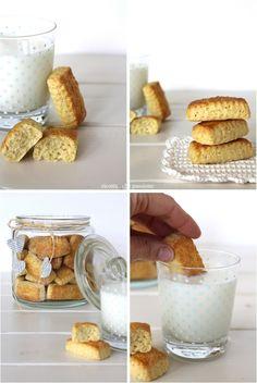 ricotta...che passione: I biscotti di Ely