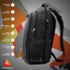 iBackPack - Next Generation Backpack Coming Soon on Indiegogo - Yahoo Finance