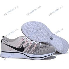 the latest 5af3b 0a183 Nike Flyknit Trainer Suede Leather Beige Grey Mens Sport Running Shoes Nike  Flyknit Men, Nike