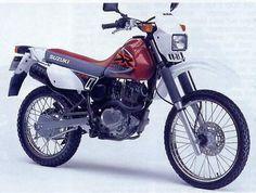 DR 125SE, 1997