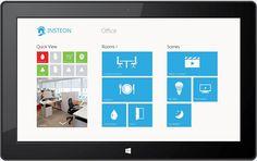 insteon windows 8 home automation app