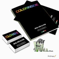Brand Identity for Colorinside