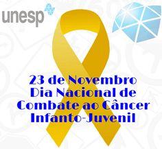 Dia Nacional de Combate ao Câncer Infanto-Juvenil - 23 de Novembro