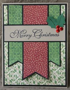 Merry Christmas for Merry Monday #66 by iluvscrapping - Cards and Paper Crafts at Splitcoaststampers