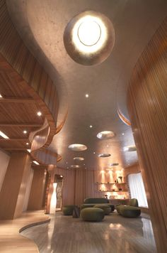 One Taste Holistic Health Club in China by Crox International Spa Design, Commercial Lighting, Commercial Design, In China, Hangzhou, Holistic Center, Wellness Center, Spa Lighting, Lighting Ideas