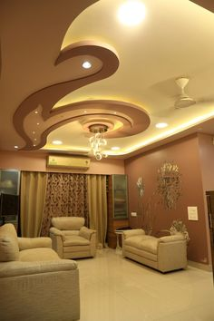 Down Ceiling Design, Drawing Room Ceiling Design, Gypsum Ceiling Design, Interior Ceiling Design, House Ceiling Design, Ceiling Design Living Room, Bedroom False Ceiling Design, Room Interior, Best False Ceiling Designs