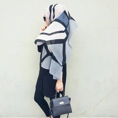 """1,269 Likes, 11 Comments - @hijabrevivalofficial on Instagram: """"I keep my  on my sleeve where ever I go. This chic work wear look courtesy of @modestyinstyle """""""