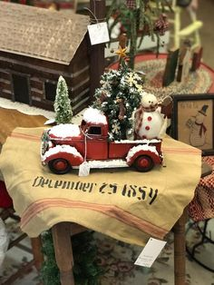 Christmas 2016 at Isaac's Rusty Wagon. 10 am pm. Home Decor, Primitives, Vintage and Much More. Christmas Tree Farm, Christmas 2016, Rustic Christmas, Christmas Ornaments, Primitives, Tuesday, Dining Room, Gift Wrapping, Antiques