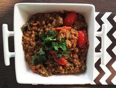 It's pure food: Linzencurry